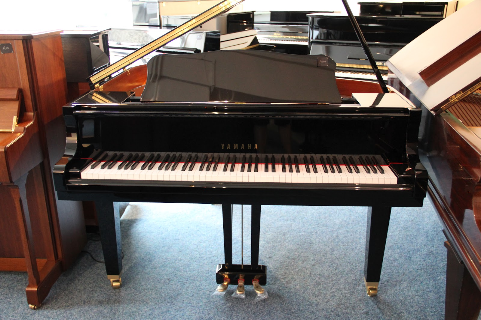 yamaha baby grand new used upright grand pianos for sale